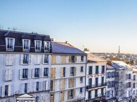 Bel Appartement Vue Tour Eiffel